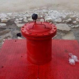 Незамерзающая пожарная прорубь НПП-1