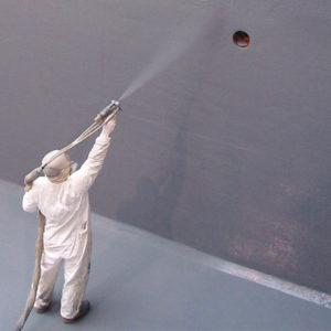 Система гидроизоляционной защиты поверхностей